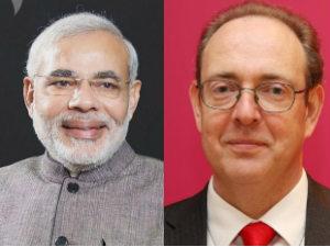 Britain S Envoy Will Meet Narendra Modi Today