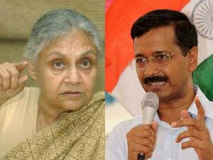 Sheila Dikshit Sends Defamation Notice To Kejriwal