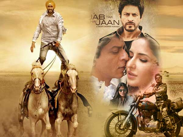 Ajay Devgan Shahrukh Khan Doing Promotions
