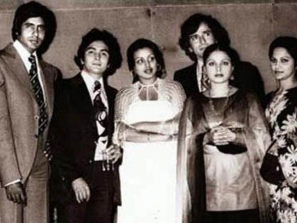 Watch Rare Photos Yash Chopra