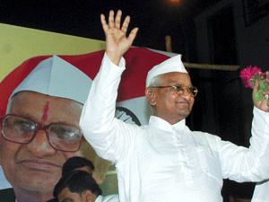 Anna Hazare Demands Judiciary Intervene In Coal Scam