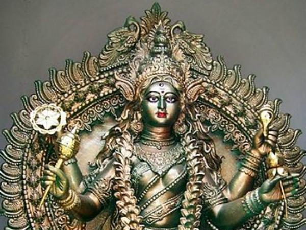 Navratri Special Maa Siddhidhatri 9th Form Maa Durga