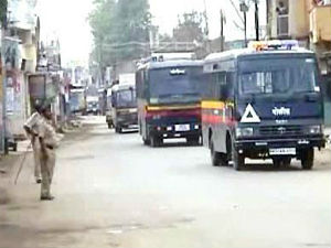 Communal Violence Breaks In Faizabad District