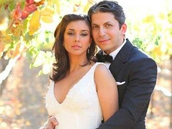 Pictures Lisa Ray Wedding Jason Dehni