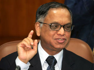 Narayan Murthy Awarded With Prestigious Hoover Medal