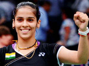 Saina Enters French Open Quarter Final
