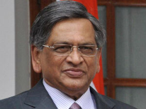 External Affairs Minister Sm Krishna Resigns Sources