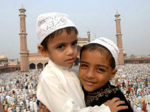 Muslims Celebrated Bakrid Today