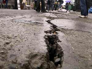 Massive Earthquake Hits Canada Tsunami Alert Issued