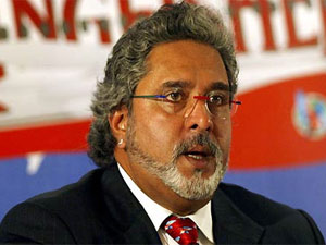 Mallya Not To Sell Family Silver To Save Kingfisher