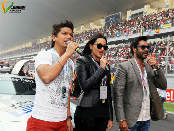 Watch Celebrities Indian Formula One