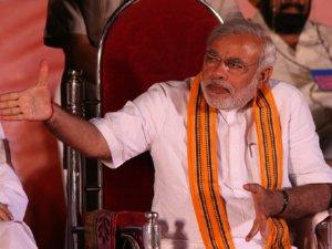 Modi Attacks Congress Calls Pm Maun Mohan Singh