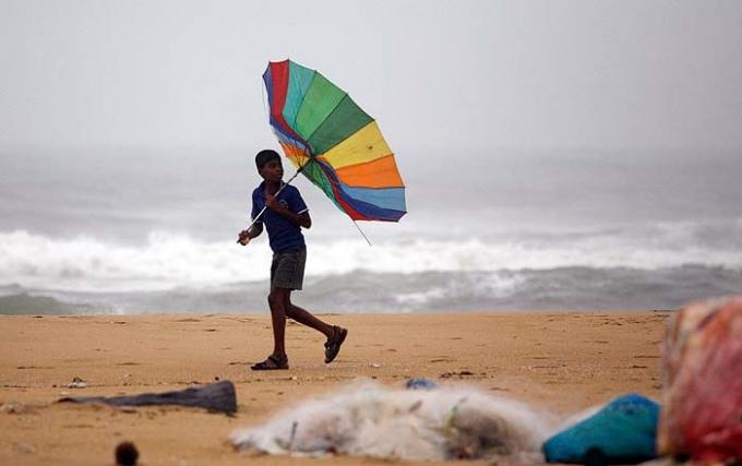 Cyclone Nilam Tamilnadu Andhra Coast