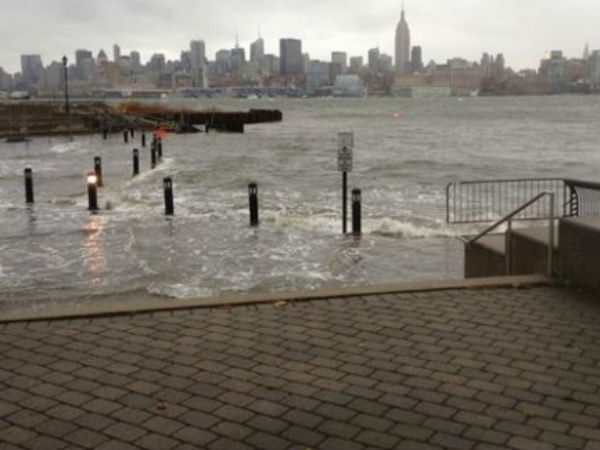 Indian School Students Stranded By Sandy In Us