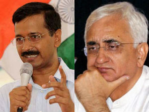 Congress Hits Back At Kejriwal With Cd Bomb