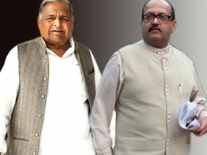 Mulayam Amar Patch Up On The Cards