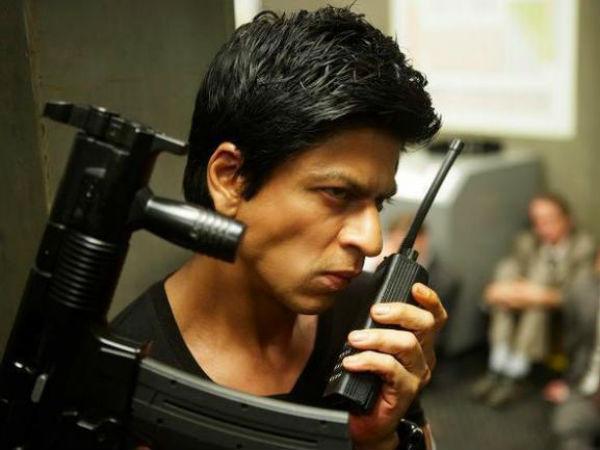 Shahrukh Khan Angry Jab Tak Hai Jaan Press Meet