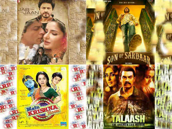 Four Movies Release November