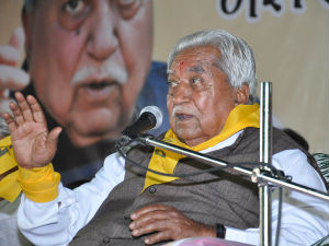 Gujarat Wants Change Keshubhai Patel