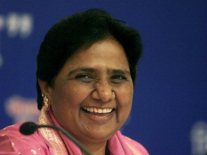 Up Lokayukta Gives Clean Chit Mayawati