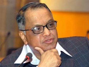 Kejriwal Should Show His Business Sense Narayana Murthy