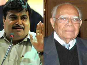 Top Leadears Of Bjp Unhappy With Gadkari Ram Jethmalani