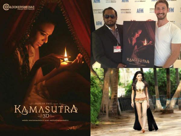 Rupesh Paul Unveils First Look Kamasutra 3d