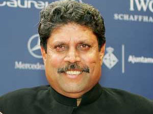 Kapil Dev Bats For India Pakistan Cricket