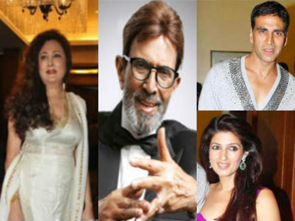 Rajesh Khanna Live In Partner Files Case Twinkle Akshay