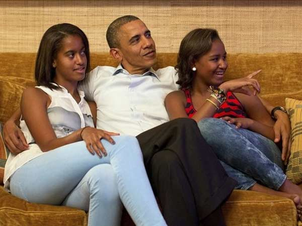 Barack Obama Says My Daughters Will Be Allowed To Date