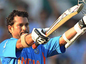 23 years in international cricket sachin's record in ahmedabad