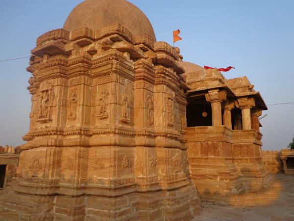 Surajdeval Temple In Thangadh