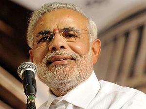 Modi Addressed Public Meetings At 4 Places By 3d Tech