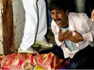 Bihar Stampede In Patna During Chhath Pooja 21 Killed