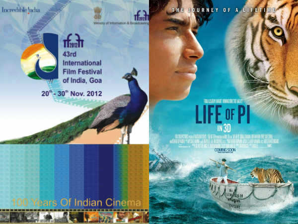 Iffi & Life Of pi
