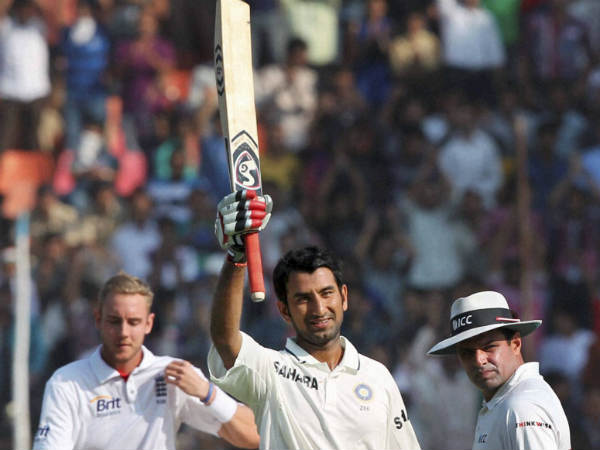 Pujara Moves Up Icc Test Rankings