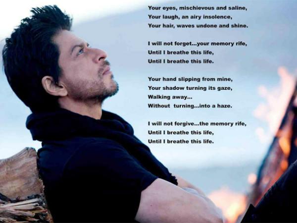 Shahrukh Film Jab Tak Hai Jaan Enters Top 10 Hollywood