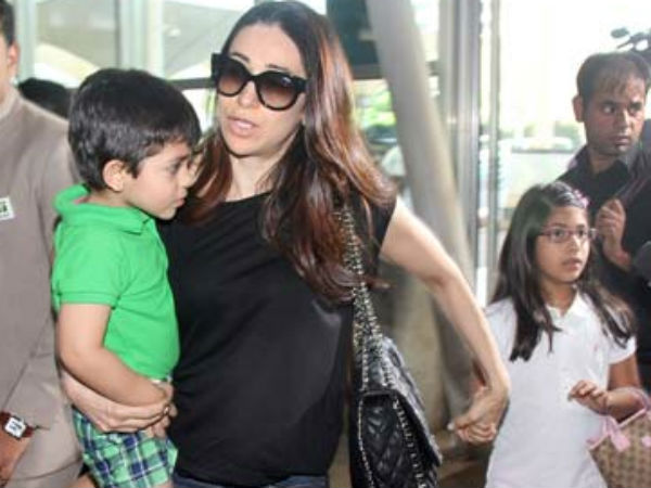 Karisma Kapoor Finally Getting Divorced Sanjay Kapoor