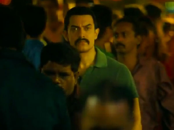 Talaash One Night Story Said Aamir Khan