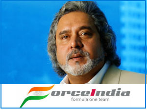 Mallya Invest Rs 400 Crore In Force India