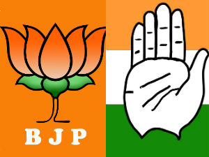 bjp-congress-logo