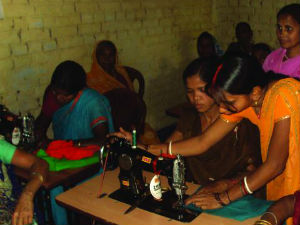 Widows In India Made Self Reliant By Uk Charity
