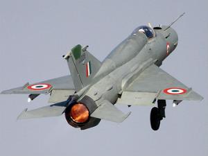 Mig 21 Bison Aircraft Crashes Near Naliya