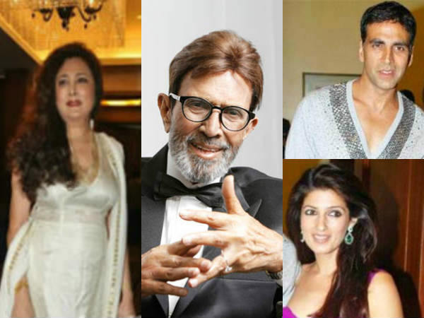Anita Advani Sexually Harassed Rajesh Khanna
