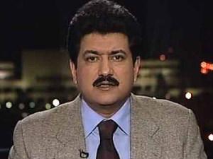 Senior Pak Scribe Hamid Mir Escapes Bid On Life