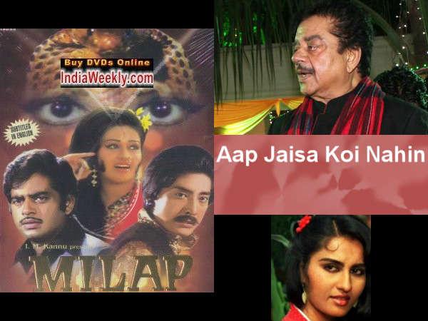 Excl Shatrughna Sinha Reena Roy Films