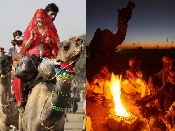 Annual Pushkar Fair In Pushkar In Rajasthan