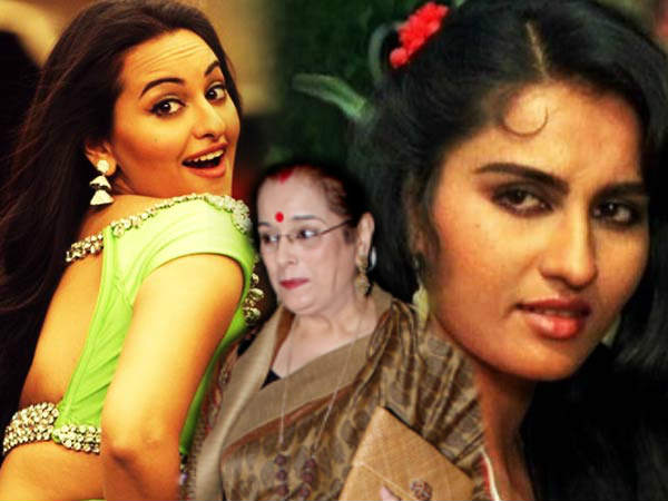 Why Sonakshi Sinha Poonam Come Together Ad Reena Roy