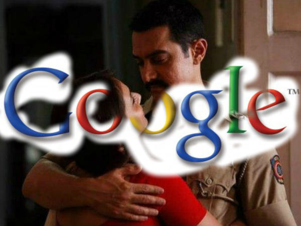 Google Rejects Aamir Khan Request Talaash