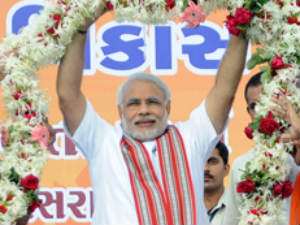 Modi Start Stormy Election Campaign From 1 December